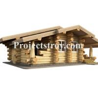 Рабочее проектирование деревянного дома, бани и сруба + разбревновка.