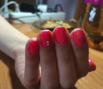 Покрытие ногтей гель-лаком,недорого!