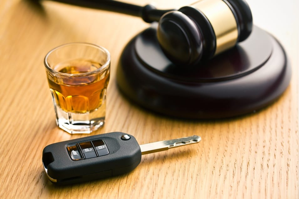 los angeles DUI liability