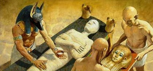 Истории связанные умершими