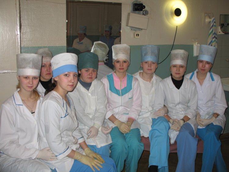 Межрайонное медицинское училище в Яранске