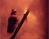 В центре внимания службы спасателей огонь и вода